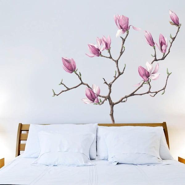 Naklejka naścienna Magnolia