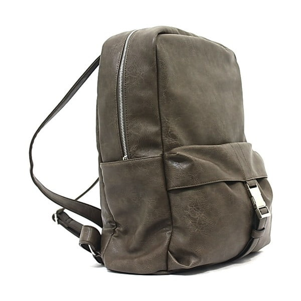 Plecak Bobby Black - Khaki, 36x41 cm
