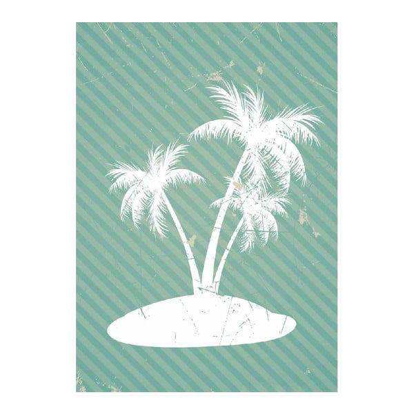 Plakat Island, A3