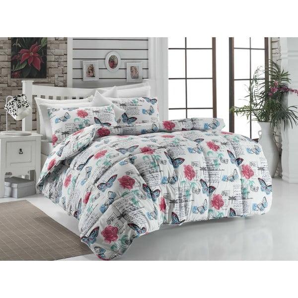 Narzuta pikowana na łóżko dwuosobowe Mary, 195x215 cm