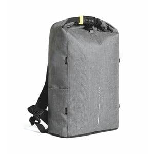 Szary plecak antykradzieżowy XD Design Urban Lite