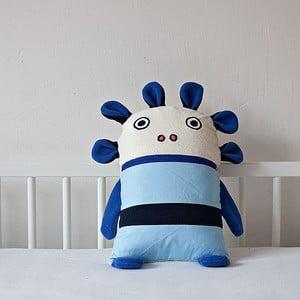 Piżamożerca, niebieski, mały