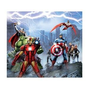 Foto zasłona AG Design Avengers, 160x180cm