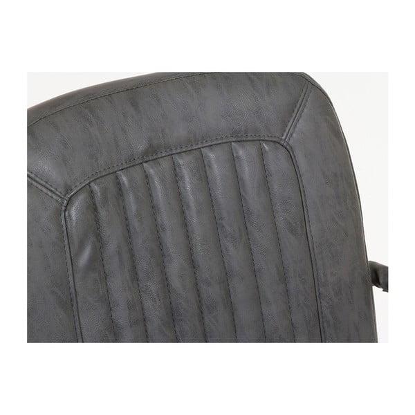 Szare krzesło Santiago Pons Loft