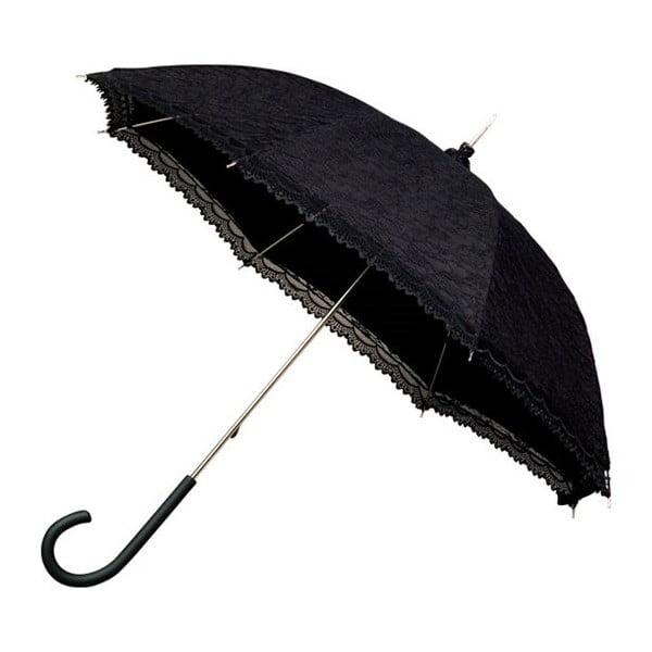 Parasol Ambiance Falconetti Elegance Black