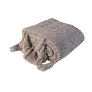 Koc Tutu Grey, 130x170 cm