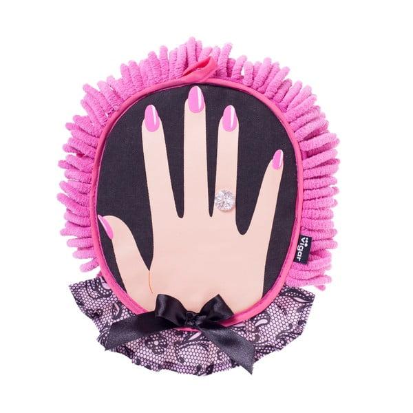 Rękawica do kurzu Vigar Pink Princess