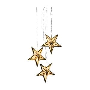 Dekoracja świecąca LED Best Season Hanging Stars