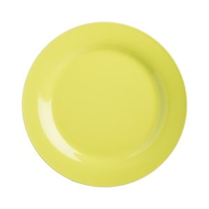 Talerz kamionkowy Green Dinner, 27 cm