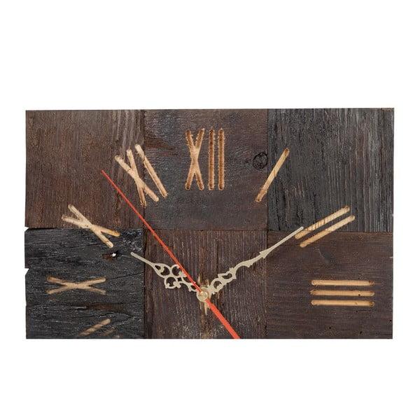 Zegar ścienny Brown Roman