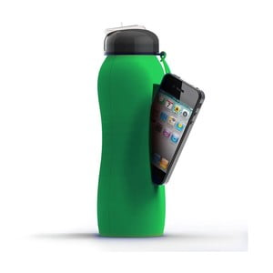 Butelka Beat Bottle, zielona