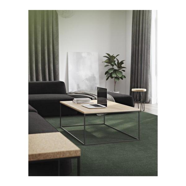 Stolik z czarnymi nogami TemaHome Gleam, 120 cm