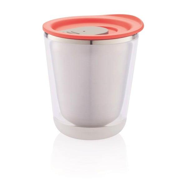 Czerwony kubek termiczny XD Design Dia