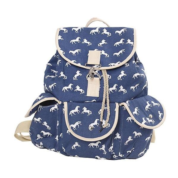 Plecak Fabric Blue