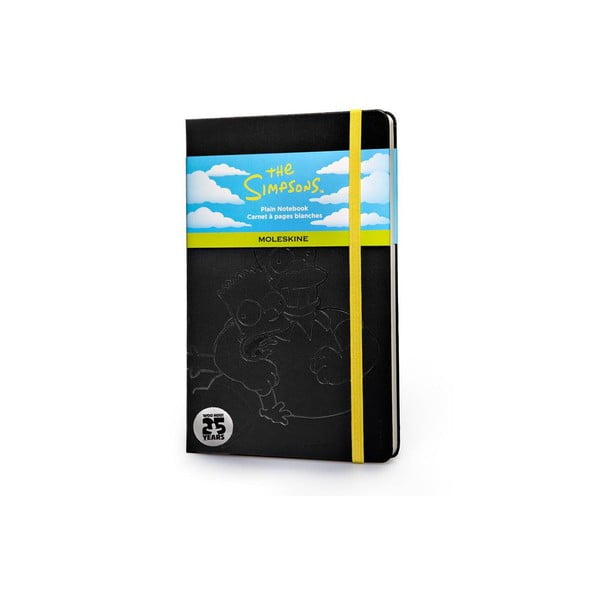 Notatnik Moleskine The Simpson IV