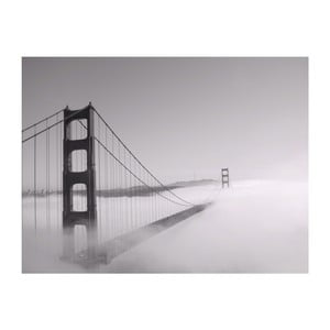 Szklany obraz The Golden Gate Bridge 60x80 cm