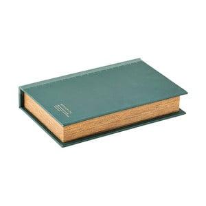 Pudełko w kształcie książki House Doctor Ruller