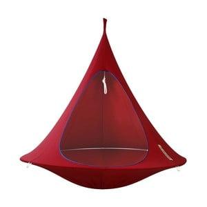 Czerwony 2-osobowy namiot wiszący Cacoon Double