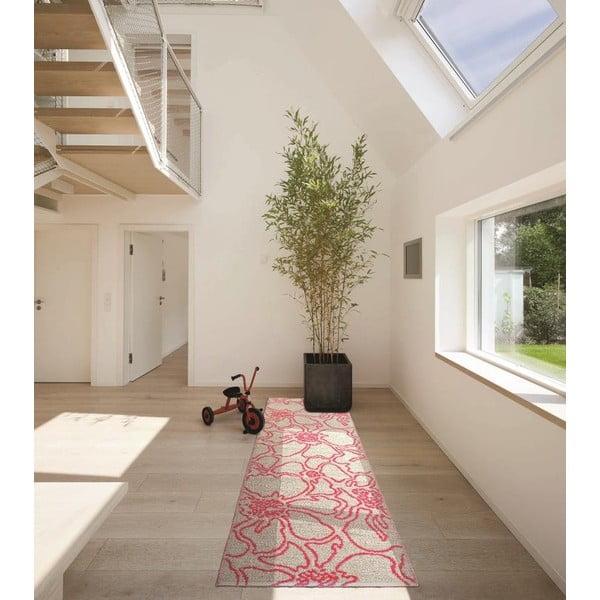 Wytrzymały dywan dwustronny Flou V1, 60x120 cm