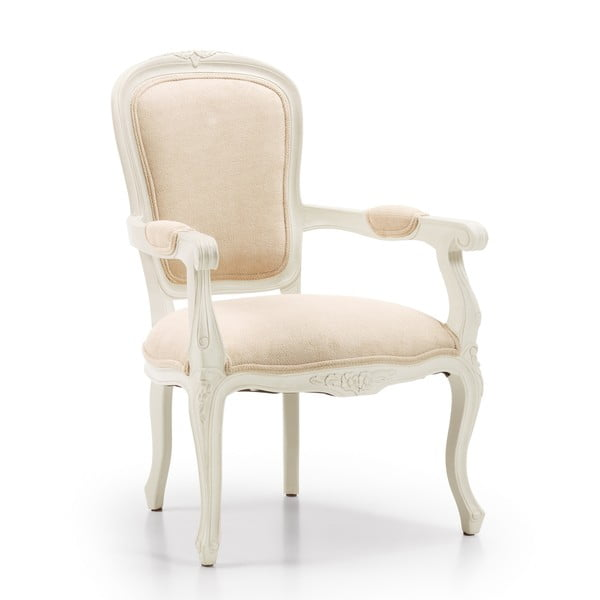Fotel New White Carla