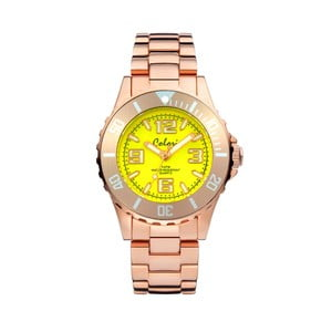Zegarek Colori 33 Rose Yellow Colour