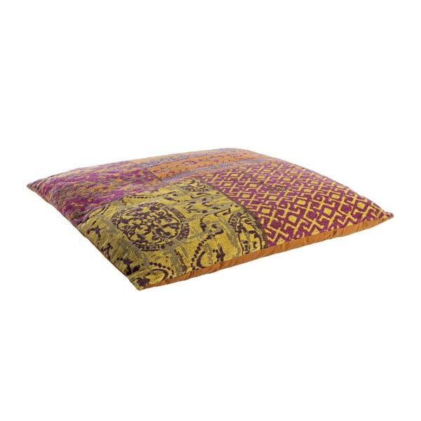 Poduszka z wypełnieniem Twist Multicolor, 100x100 cm