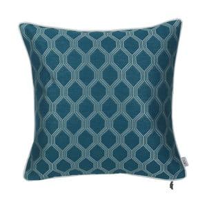 Niebieska poszewka na poduszkę Apolena Mandi, 43x43 cm