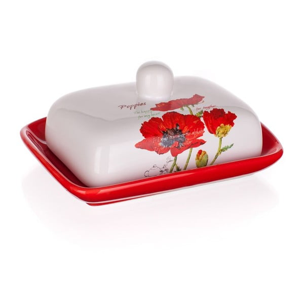 Maselniczka Red Poppies