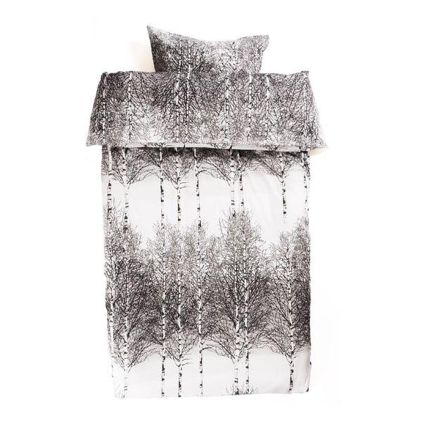 Pościel Koivikko UK Grey, 135x200 cm + 50x75 cm