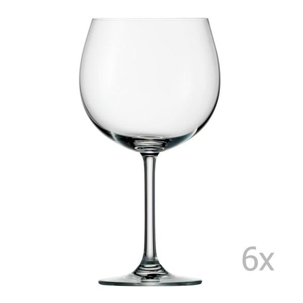 Zestaw 6 kieliszków Stölzle Lausitz Weinland Burgundy, 650 ml