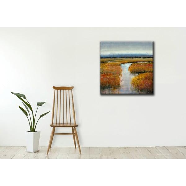 Obraz Marsh Land, 55x55 cm