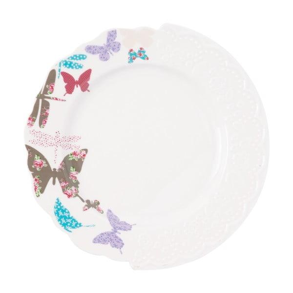Zastawa stołowa Krauff Butterfly, 18 szt.