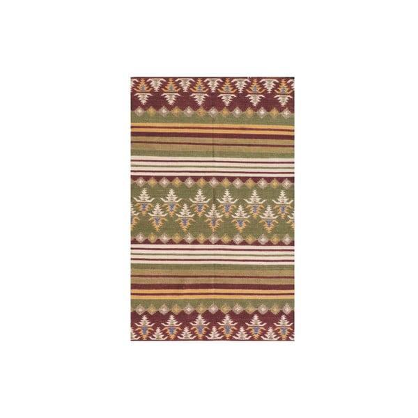 Dywan ręcznie tkany Kilim No. 716, 155x240 cm