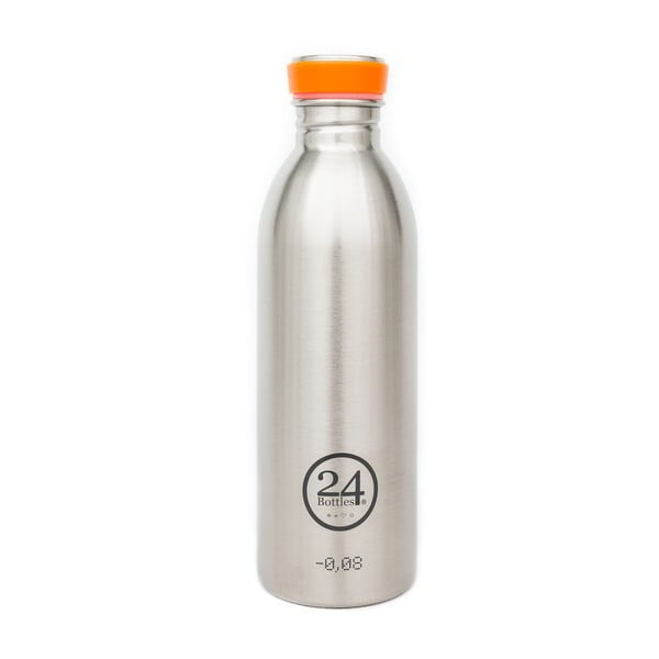 Bidon Urban Bottle Steel, 500 ml