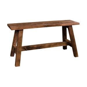 Ławka z drewna tekowego House Nordic Barcelona