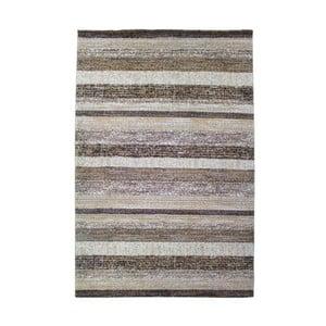 Szary dywan Calista Rugs Kyoto, 80 x 150 cm