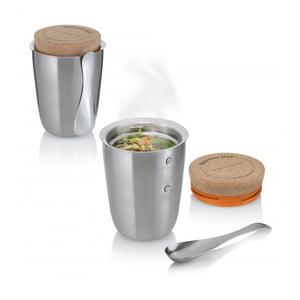 Termos na posiłek z łyżeczką Thermo-Pot