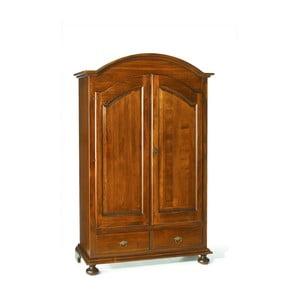 Drewniana szafa 2-drzwiowa Castagnetti Classico