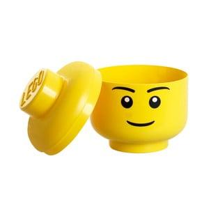 Pojemnik głowa mała LEGO® Boy