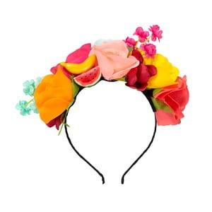 Opaska na włosy z kwiatami Talking Tables Fiesta