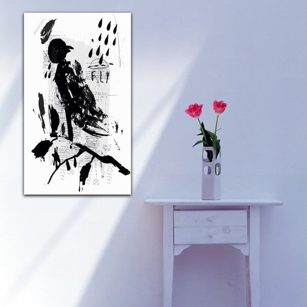 Obraz Black&White no. 28, 41x70 cm