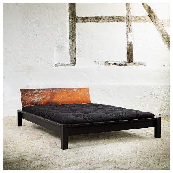 Łóżko Karup Tami Antik Black/Rusty