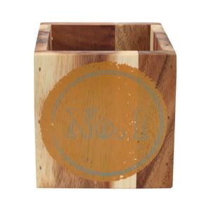 Drewniane pudełko Colour by Numbers 1