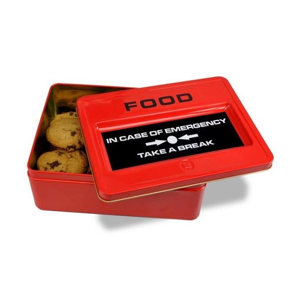 Pudełko na ciasteczka Emergency
