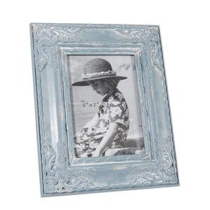 Ramka na zdjęcia Blue and White, 22x28 cm
