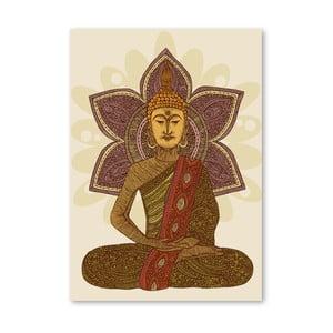 """Plakat """"Sitting Buddha"""", Valentina Ramos"""