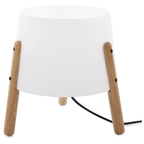 Lampa stołowa Chub Two White