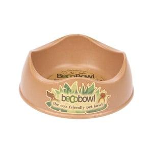 Miska dla psa/kota Beco Bowl 21 cm, brązowa