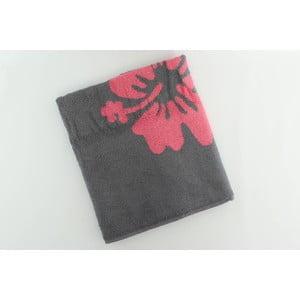 Ręcznik bawełniany BHPC Orchidea 80x150 cm, szary