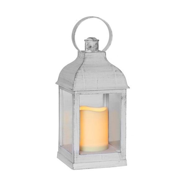 Zestaw 6   LED białych i czarnych lampionów